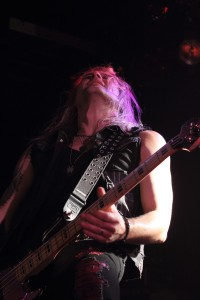 Michael Muller(Bass, Backing Vocals)