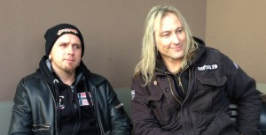 Peter Ostros & Micheal Muller