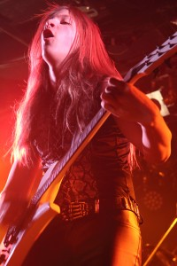 Rocky Ravic(Vocal, Guitar)