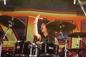 Tony Mlikota(Drums)